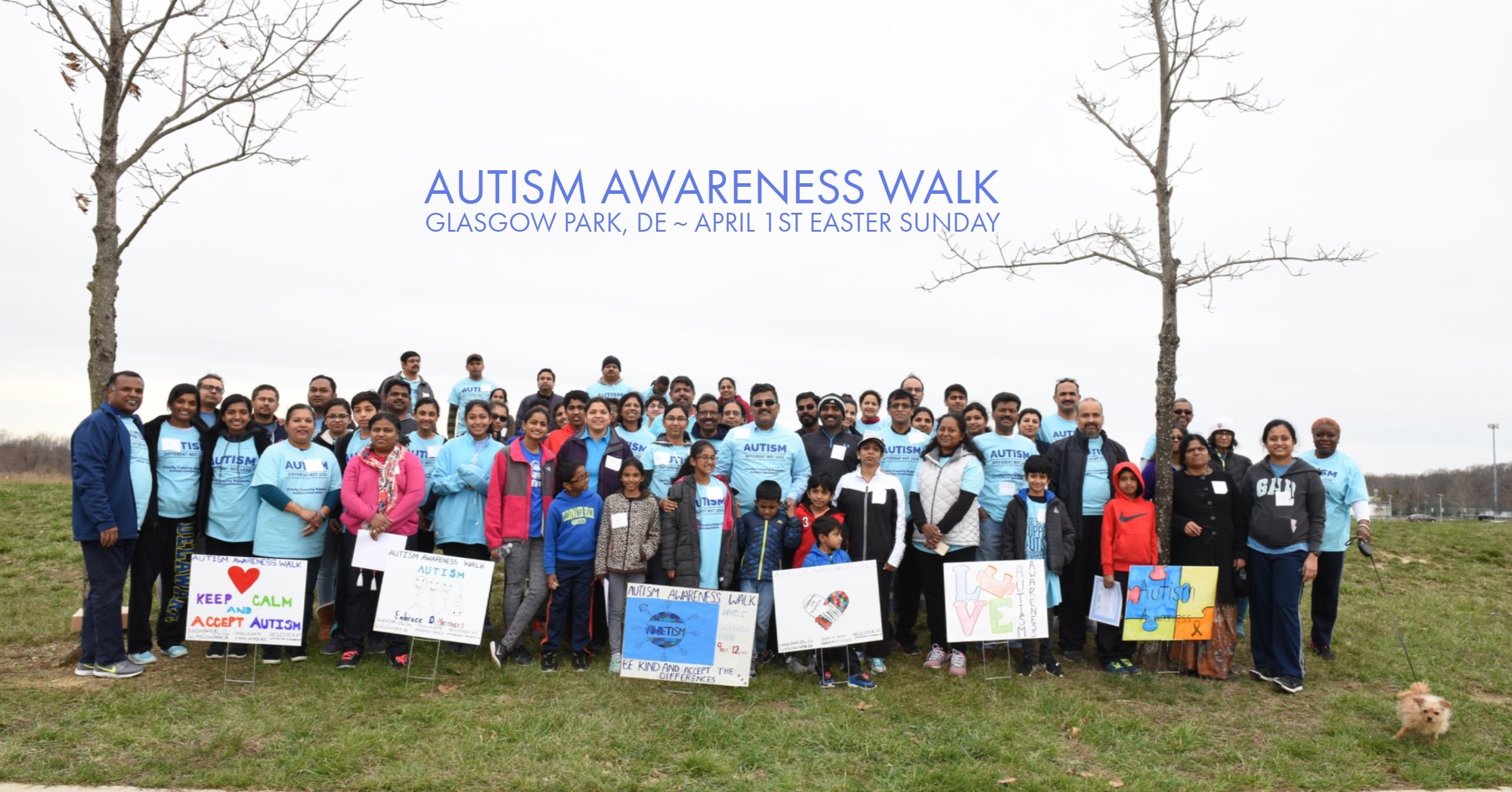 Autism 5K Walk 2018 DE
