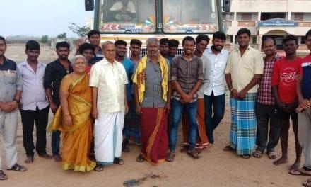 Cyclone Gaja Relief and Rehabilitation