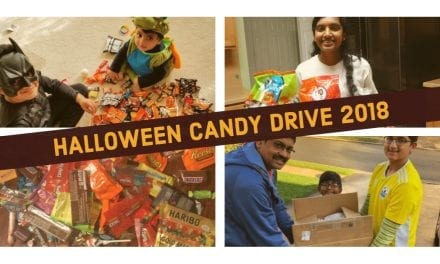 Candy Drive 2018