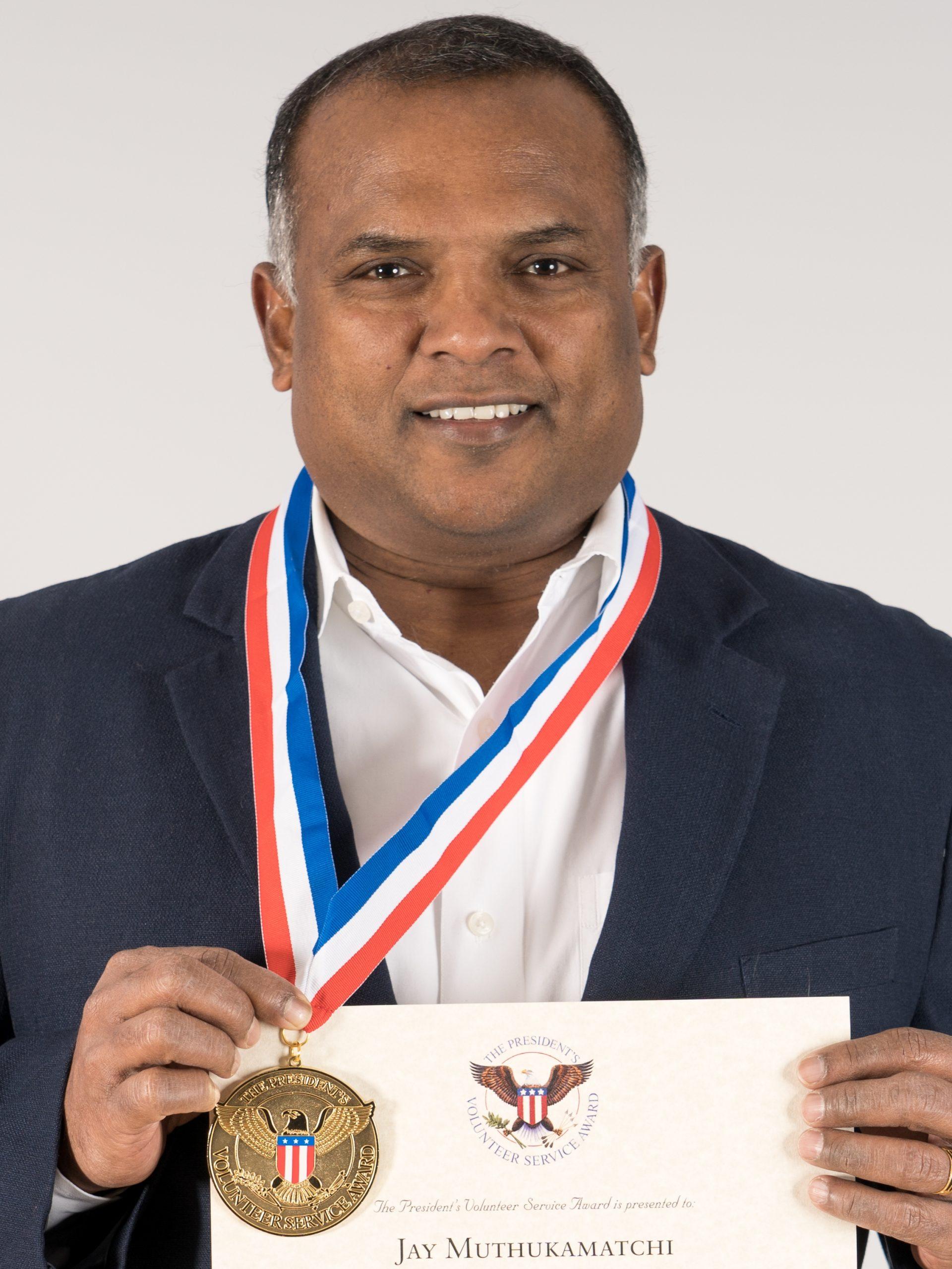 Jay Muthukamatchi