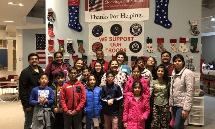 Stockings for Soldiers 2019
