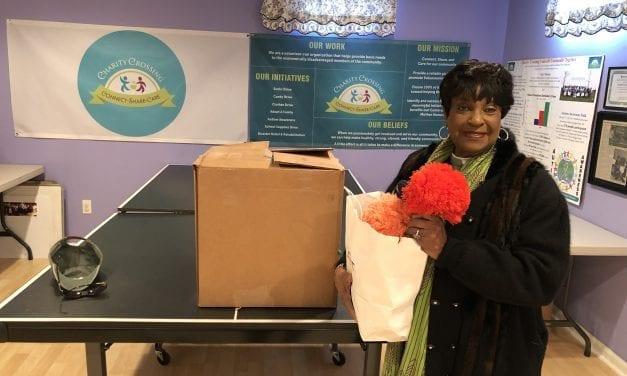 Charity Crossingwelcomes Delaware Representative Stephanie T. Bolden.