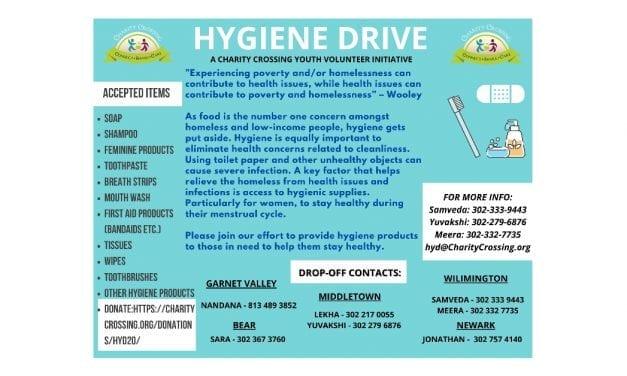 Hygiene Drive 2020