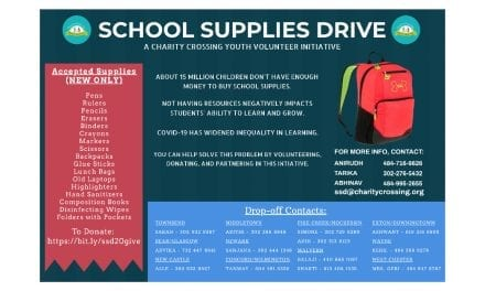School Supplies Drive 2020