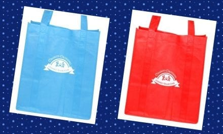 CC's Reusable Tote Bag