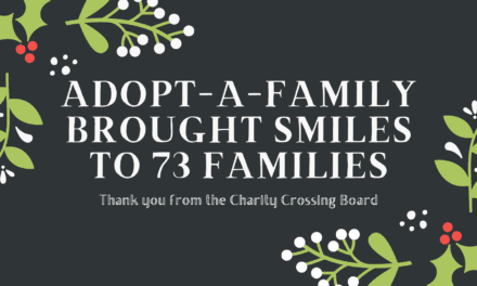 Adopt-A-Family 2020 brought smiles to 73 Families