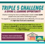 Triple 5 Challenge