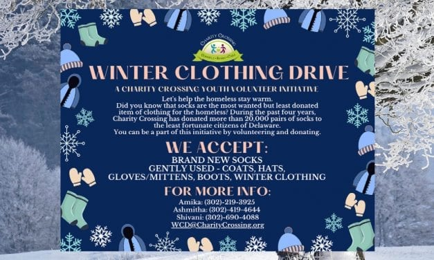 Winter Clothes Drive 2020